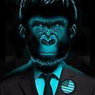 Monkey Suit III by Vin  Zzep