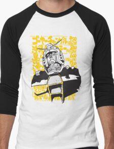 Gundam Love Men's Baseball ¾ T-Shirt
