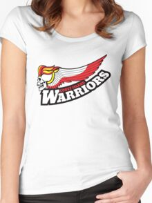Coney Island Warriors Women's Fitted Scoop T-Shirt