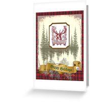 Frasers Ridge Christmas Greeting Card