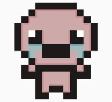 Isaac Pixelated  the Binding of isaac by leddinton