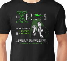 The Truth is 8-bit Unisex T-Shirt