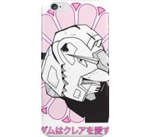 Gundam Buddha iPhone Case/Skin