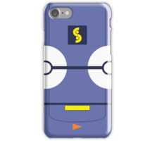 Pokegear Phone Case Blue (Silph Co.) iPhone Case/Skin