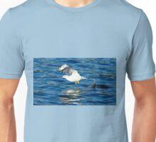 Seagulls's Takeoff Unisex T-Shirt