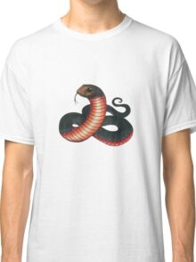 Red-bellied Black Snake Classic T-Shirt