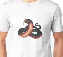 Red-bellied Black Snake Unisex T-Shirt