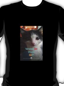 Sophia The Cat # 4 [Tex's Owner] T-Shirt
