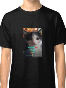 Sophia The Cat # 4 [Tex's Owner] Classic T-Shirt
