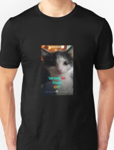 Sophia The Cat # 4 [Tex's Owner] T-Shirt