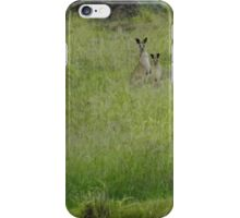 Being watched iPhone Case/Skin