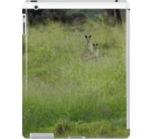 Being watched iPad Case/Skin