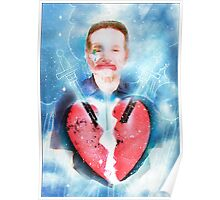 Robin williams - 3 of Swords Poster