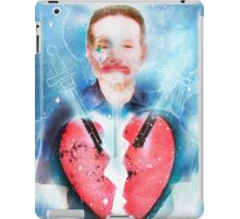 Robin williams - 3 of Swords iPad Case/Skin