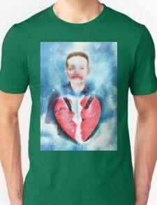 Robin williams - 3 of Swords Unisex T-Shirt