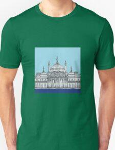 Pavilion Blues T-Shirt