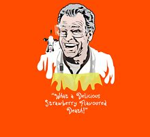 "Walter Bishop - ""What A Delicious Strawberry Flavoured Death"" T-Shirt"