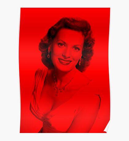 Maureen O' hara - Celebrity Poster