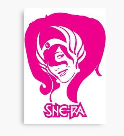I am She-Ra! Canvas Print
