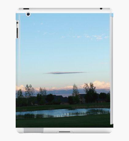 Serene Suburbia iPad Case/Skin
