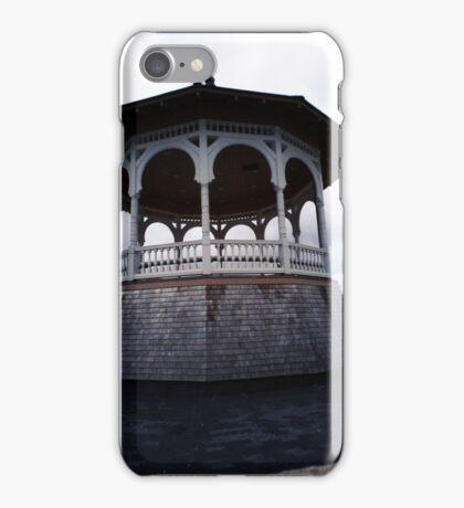 Infrared Gazebo iPhone Case/Skin