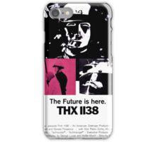THX-1138 iPhone Case/Skin