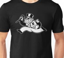 Mr. FSociety (Black&White) Unisex T-Shirt