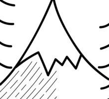 River Eno Sticker