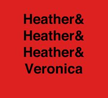 Heather-vetica T-Shirt