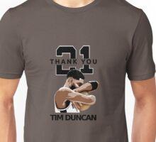 Tim Duncan Retire Unisex T-Shirt