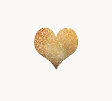 Gold Heart by Suzanne  Carter