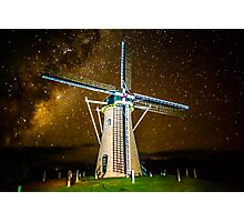 COSMIC WINDMILL Photographic Print