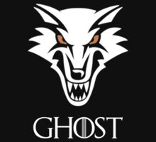 Direwolf Ghost by sher00