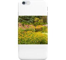 August Garden iPhone Case/Skin