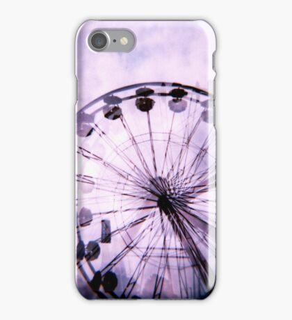 Double Ferris Wheel iPhone Case/Skin