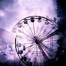 Double Ferris Wheel by L.D. Franklin
