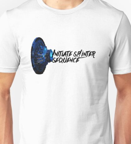 Initiate splinter sequence - 12 monkeys Unisex T-Shirt