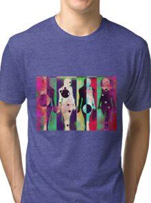 Body Language 16 Tri-blend T-Shirt