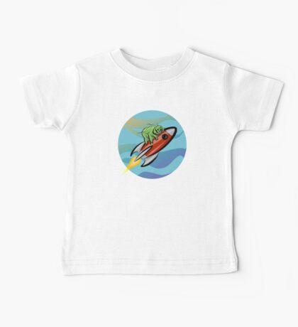 Space Tardigrade: Intrepid Explorer Baby Tee