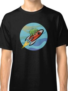Space Tardigrade: Intrepid Explorer Classic T-Shirt