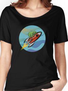 Space Tardigrade: Intrepid Explorer Women's Relaxed Fit T-Shirt