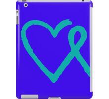Heart Ribbon iPad Case/Skin