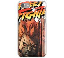 SF-Ken-Akuma-Ryu  iPhone Case/Skin