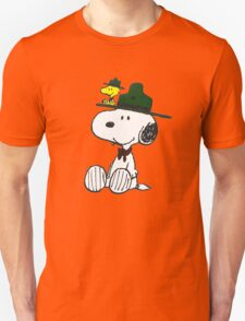 Snoopy Fun Unisex T-Shirt