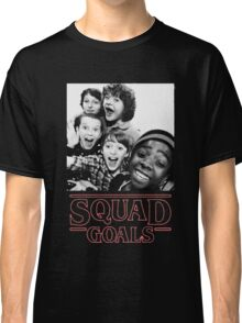 Stranger Things Squad Goals Classic T-Shirt