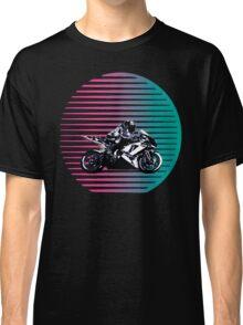 Vaporwave Moto Classic T-Shirt