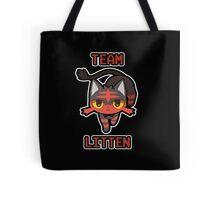 Team Litten Tote Bag