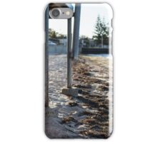Seaside hammock iPhone Case/Skin