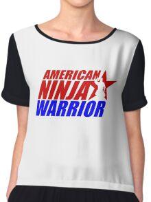 ninja warrior Chiffon Top