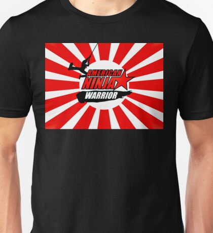 ninja warrior Unisex T-Shirt